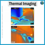 Thermal imaging for building sites in Melbourne